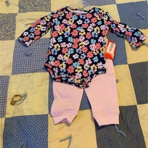 🌸NWT Baby Girl Outfit🌸